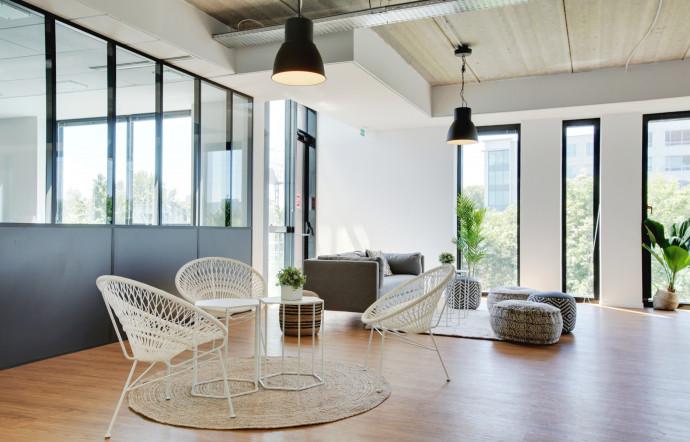 bureaux à partager morning coworking asnieres