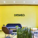 Zoom sur les bureaux de Deskeo Coworking
