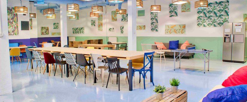 leosquare bureaux deskeo coworking paris 19