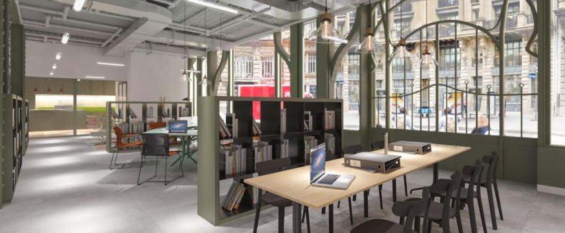 Spaces Coworking Réaumur
