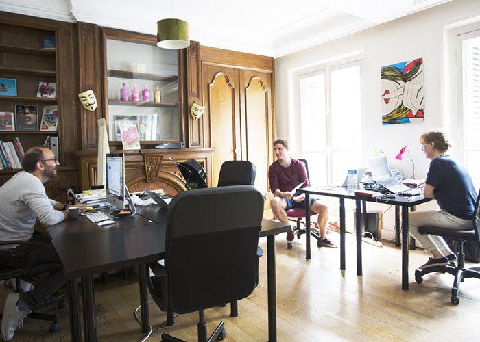 coworking paris est remix turbigo