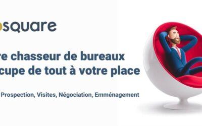 Chasseur de bureaux, Leosquare : leader du marché parisien
