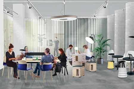 Bureaux coworking Paris 12 Ledru Rollin