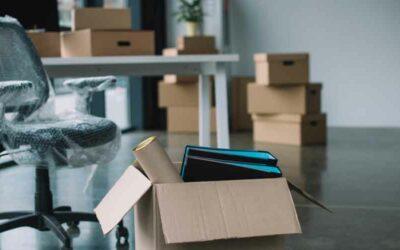 Déménagement de bureaux : notre todo list pour 0 stress