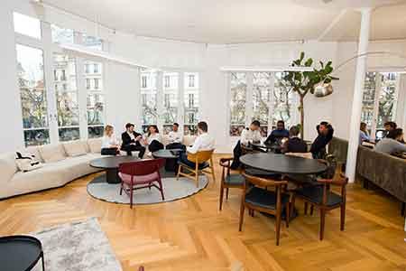 Patchwork coworking republique Salon Paris 11