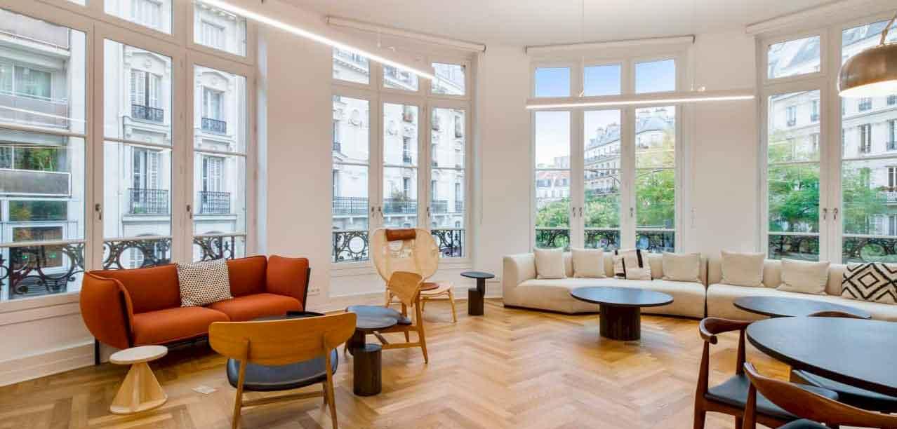 Patchwork coworking Paris Republique