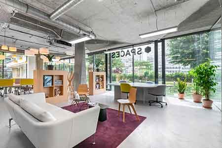 Bureaux Coworking Boulogne