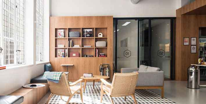 Spaces Coworking Paris