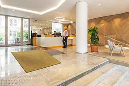 Spaces Bureaux Saint Lazare