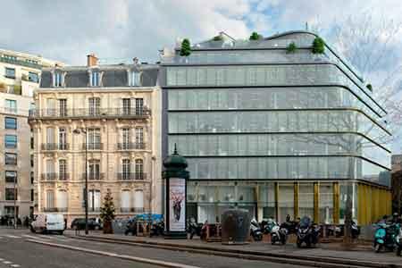 Kwerk Saint Honoré Coworking Paris 8