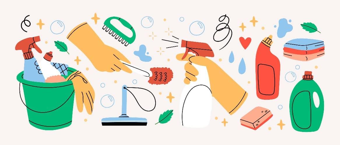 Prestataire pour le nettoyage et ménage de bureaux