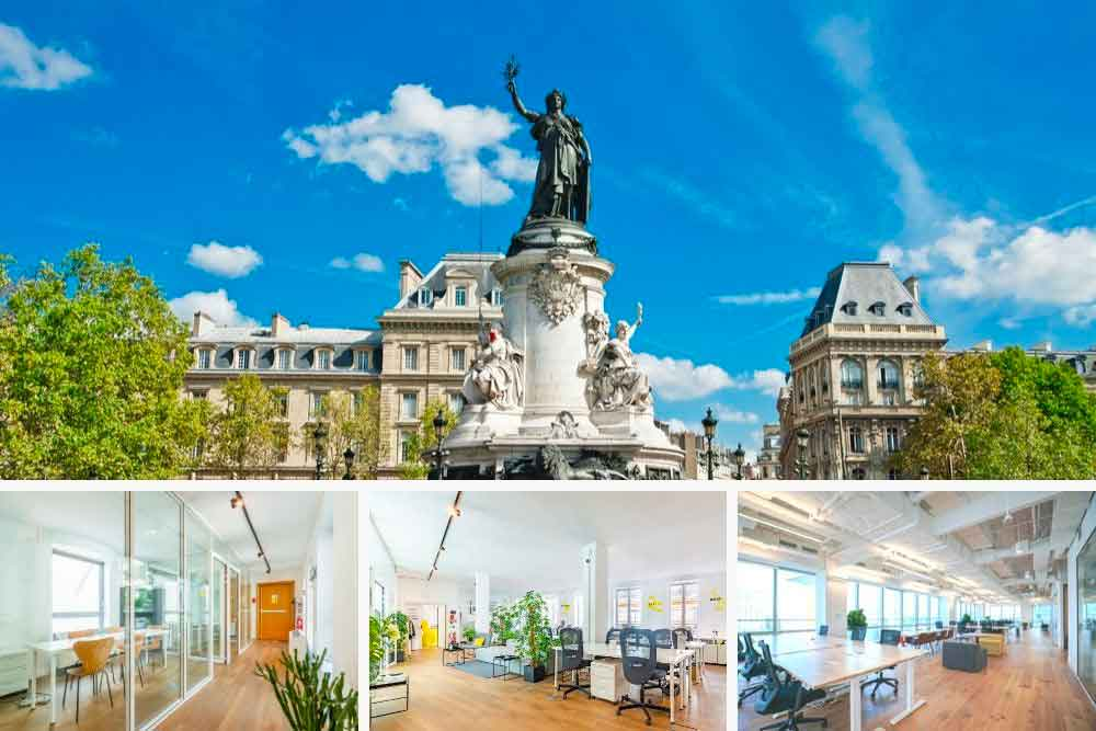 Bureaux à louer Paris 11