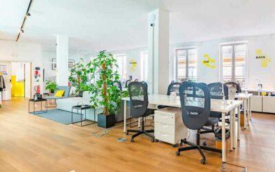 Les critères déterminants du choix d'un bureau pour une startup