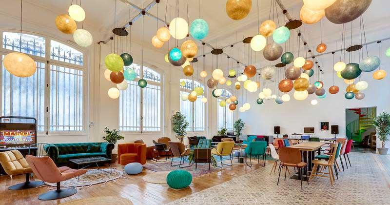 Deskeo bureaux a louer a Paris