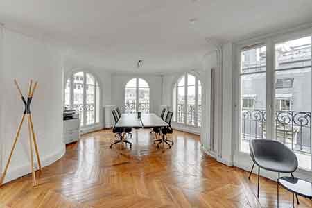 Deskeo Richelieu bureaux