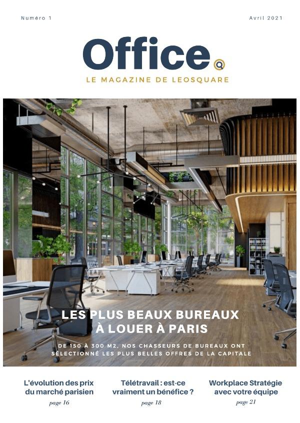 Leosquare Magazine - Avril 2021