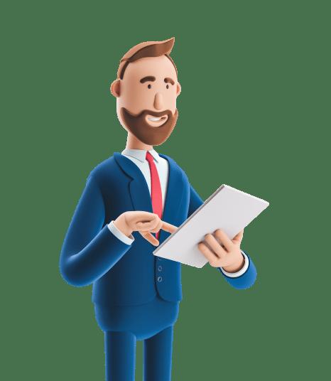 Courtier immobilier professionnel bureaux