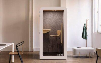 Pourquoi vous devriez avoir des phonebox dans vos bureaux ?
