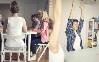 Walking desk, Chaises ergonomiques, Yoga room : Préservez la santé de vos équipes au bureau !